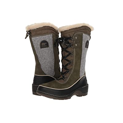 SOREL Tivoli III High (Nori/Black) Women