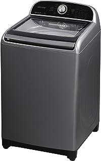 Daewoo DWF-DG1B386CBS1 Lavadora Automática Carga Superior, color Gris
