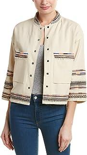 Velvet by Graham & Spencer Women's Embroidered Jacket