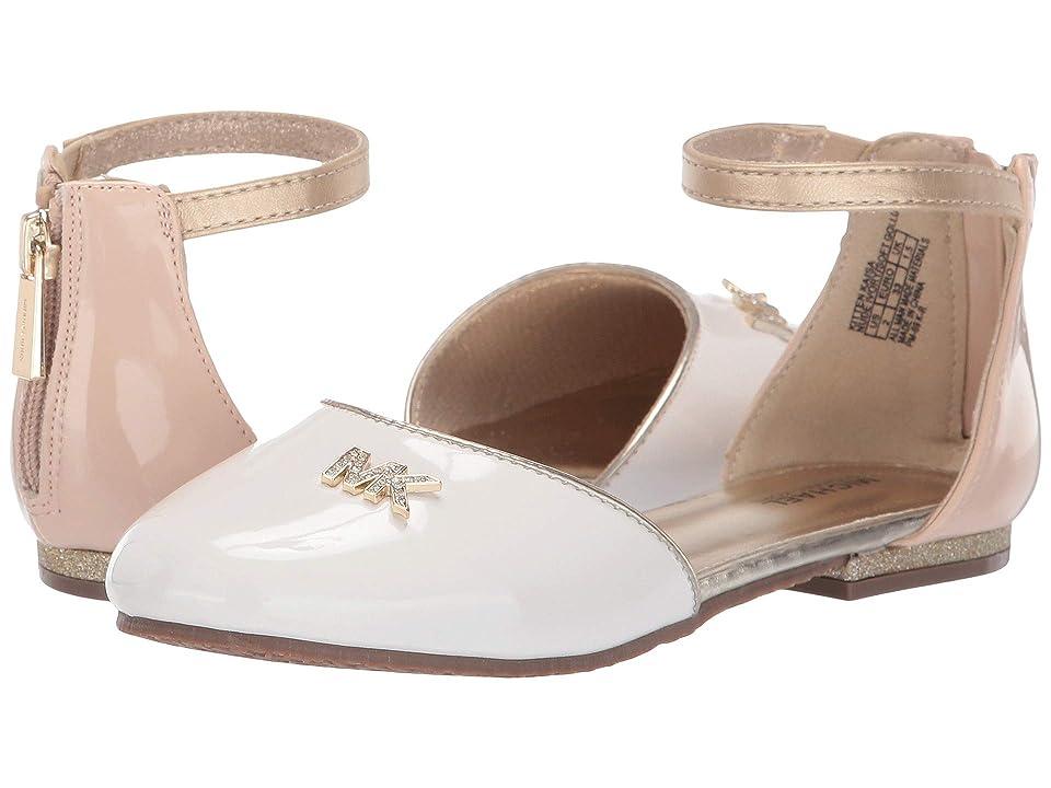 MICHAEL Michael Kors Kids Kitten Kaisa (Little Kid/Big Kid) (Gold Multi) Girls Shoes