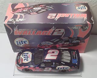 rusty wallace harley davidson diecast