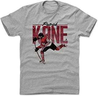 500 LEVEL Patrick Kane Shirt - Chicago Hockey Men's Apparel - Patrick Kane Retro