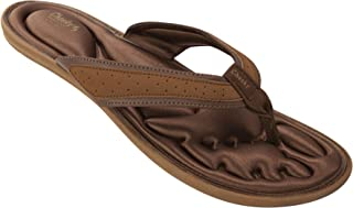 CHEEKS Barefoot Snuggle Foam Sandals by Tony Little, America's Personal Trainer - Low Impact Snuggle Foam Footbed, Super Light Weight and Memory Foam Arch Support