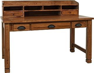 Sunny Designs Sedona Laptop/Writing Desk with Hutch