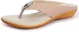 Global India Women's Synthetic Leather Flats