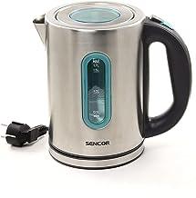 Sencor Electric Kettle, 1.7 Liter,1710 steel - SWK1710SS