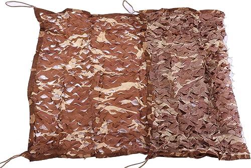 DONG Filet de Camouflage en Tissu Oxford Caché, Camping en Plein Air, Chasse au Camping, Chasse au Jeu de Couleurs pour Enfants, 2m  3m, 3m  5m et Autres Tailles (Taille   7x7m)