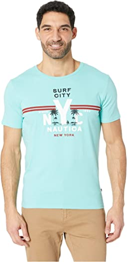 Short Sleeve Surf City Tee