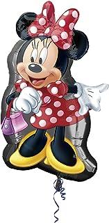 Anagram- Globo de helio con cuerpo de Minnie Mouse (2637401)