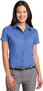 Port Authority Women's Short Sleeve Easy Care Shirt