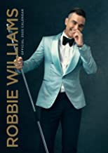 Robbie Williams 2020 Calendar - Official A3 Wall Format Calendar
