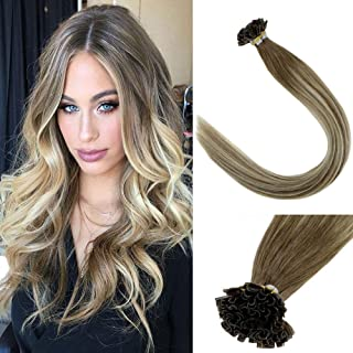 pre bonded hair extensions care