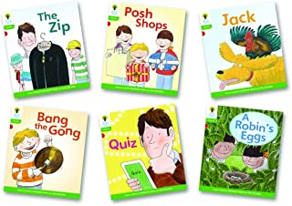 Stage 2: Floppy's Phonics Fiction: Pack of 6 (Oxford Reading Tree: Stage 2 Floppy's Phonics Fiction)