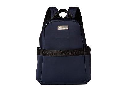 adidas VFA Premium Backpack (Legend Ink Jersey/Black) Backpack Bags