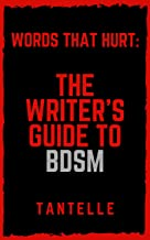 WORDS THAT HURT: THE WRITER'S GUIDE TO BDSM