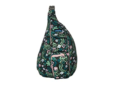 KAVU Rope Bag (Whimsical Meadow) Bags