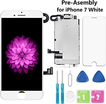 Screen Replacement for iPhone 7 White 4.7