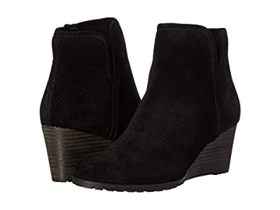 Rockport Hollis Vcut Bootie (Black) Women