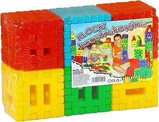 Tupiko Tupiko-KK36 36 Piece Constructional Blocks, Multi-Color