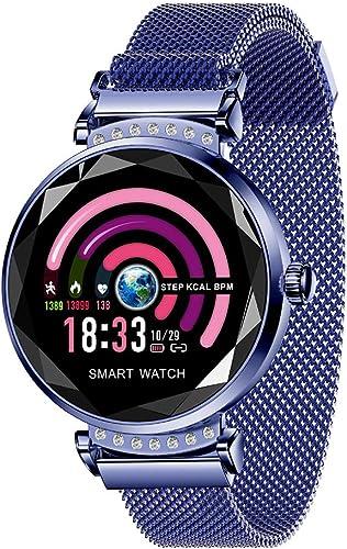 OOLIFENG Montre Connectée avec Cardiofréquencemètre, Regarder Podomètre étanche IP67 avec Moniteur de Sommeil Appeler SMS SNS pour Homme Femme Enfant