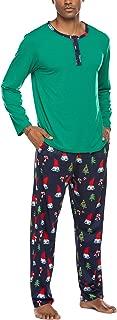 green christmas pajamas