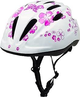 BeBeFun Pink Girl Toddler and Kids Multi-Sport Bike Super Lightweight Helmet