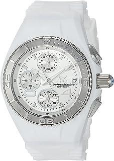 [テクノマリーン]TechnoMarine 腕時計 'Cruise' Quartz Stainless Steel and Silicone Casual TM-115357 レディース [並行輸入品]