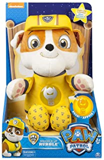 Spin Master Paw Patrol Rubble Puppy Doll for Kids