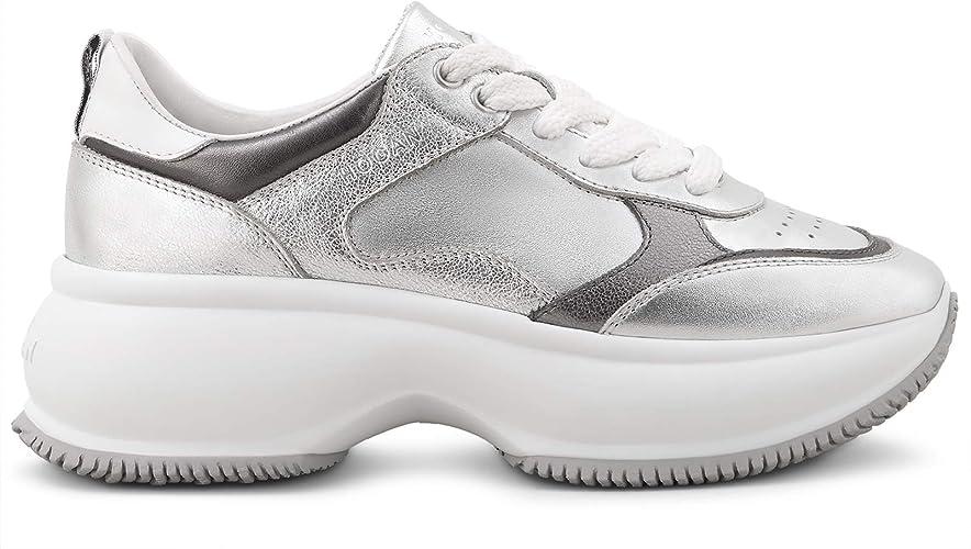 Hogan Scarpe da Donna Maxi Active HXW4350BN50KP80QEM Sneakers ...
