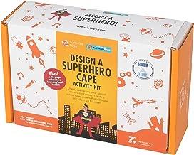 Surprise Ride Design a Superhero Cape Activity Kit STEM Learning