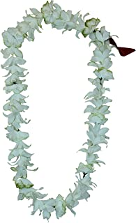 Hawaii Luau Party Artificial Fabric Leilani Carnation Lei