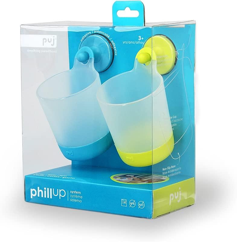 Puj PhillUp 2 Pack Azul Citron