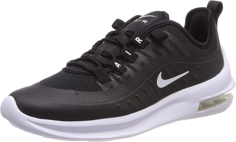 Nike Men's Air Max Axis Black White Size 7.5 M US
