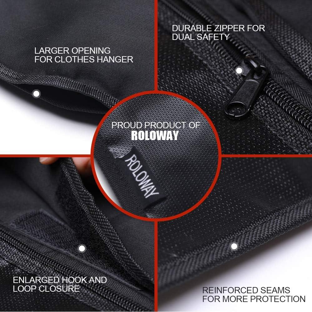 Hanger Diversion Fireproof Safe with Small Fireproof Bag - Hidden Safe Compartment for Home & Travel - Secret Safe for Money Stash, Cash Hiding - Water Resistant Pocket Safe Under Clothes - -