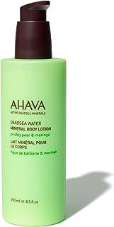 AHAVA Dead Sea Water Lozione Corpo Minerale (Aroma Fico D'India e Moringa) - 250 ml.