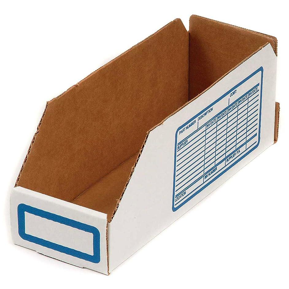 Foldable Corrugated Cardboard Shelf Bin 6
