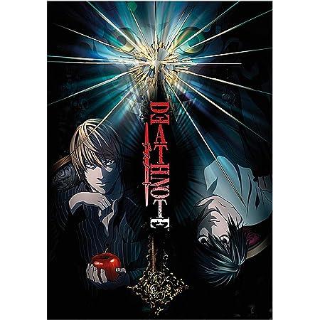 """GerFogoo ZhuHaoKeJi - Poster decorativo con scritta """"Death Note Misa Manga"""" in carta patinata da parete per soggiorno, camera da letto, 29 x 42 cm"""