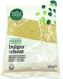 Whole Foods Market - Bulgur de trigo duro precocido ecológico, 500g