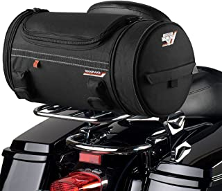 Nelson-Rigg CTB-250 RiggPak Black Expandable Roll Bag