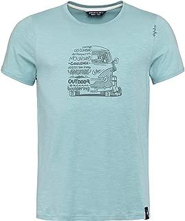 Chillaz Herren Lettering Bus t-Shirt
