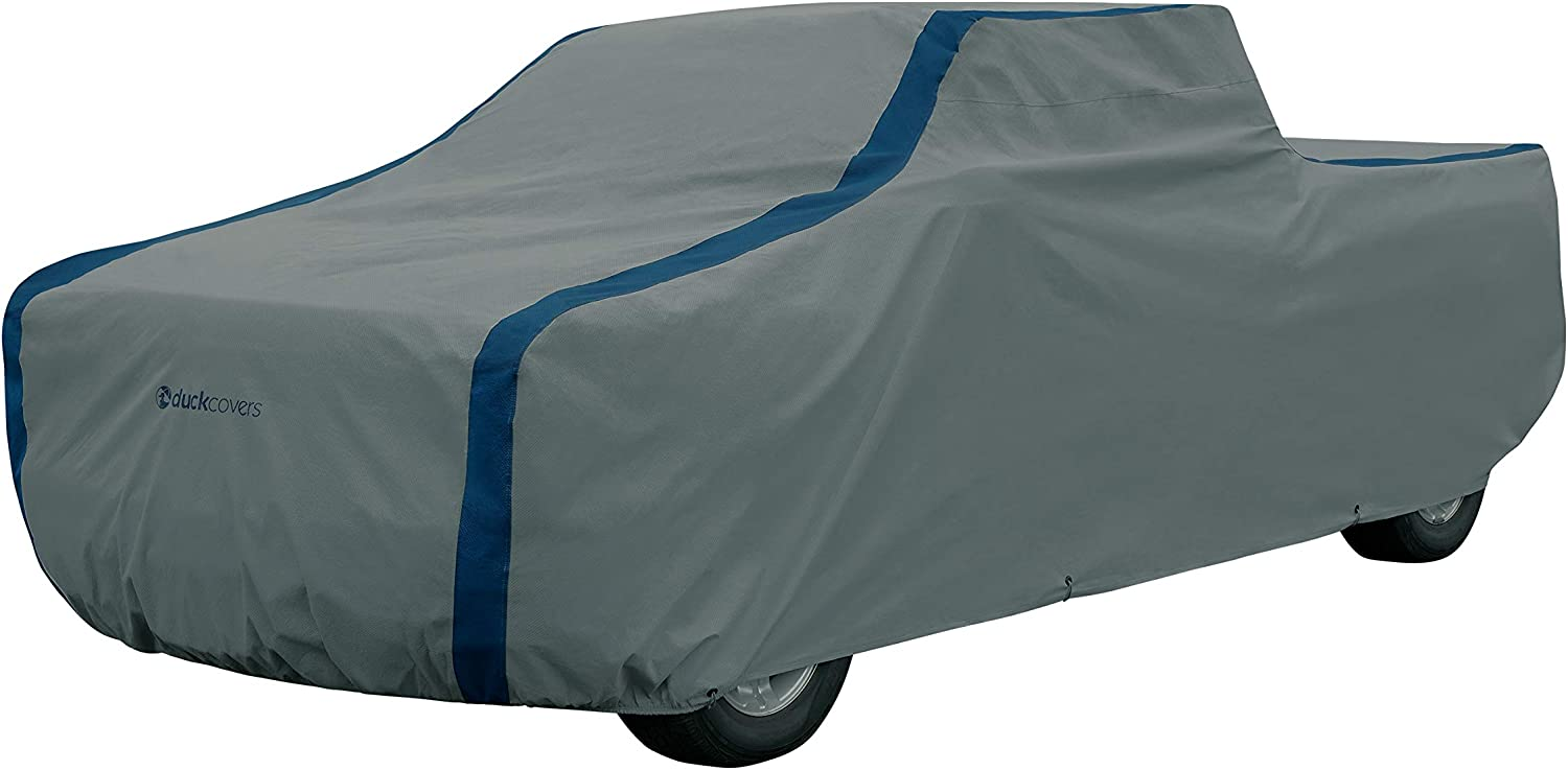 Duck Covers Max 89% OFF Weather Defender Truck with Cover Standar StormFlow Max 50% OFF
