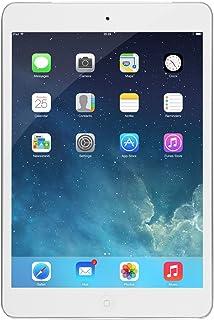 (Renewed) Apple iPad mini FD531LL/A 16GB, Wi-Fi, (White/Silver)