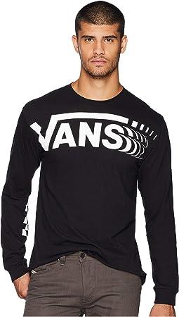 Distorted Long Sleeve T-Shirt