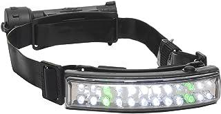 FoxFury 400-FF417-5 Performance Intrinsic Tasker-Fire White/Green LED Helmet Light, 50 Lumens