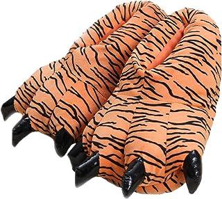 Bags SlippersE Amazon itZapatillas de mujer Tiger 80OnwPkX