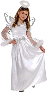 Amscan Christmas Angel Girls Child Costume