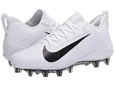 Nike Alpha Huarache 7 Pro Lax (White/Black) Men