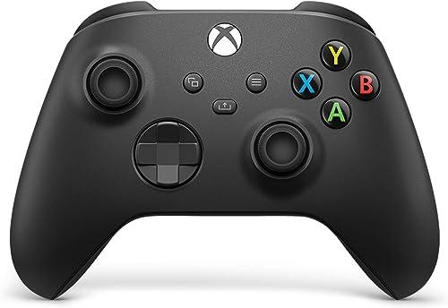 Manette Xbox Noire Sans Fil - Carbon Black