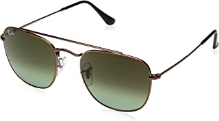Ray-Ban Men's Rounded Caravan Sunglasses