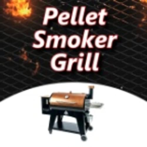Pellet Smoker Grill